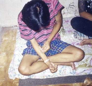 Jakarta Junkie Laine Berman